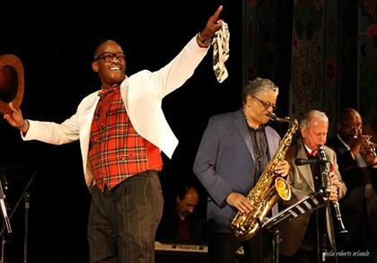 Henri Smith New Orleans Friends & Flavours @ Larcom Theatre, Beverly, MA - 12/14/13