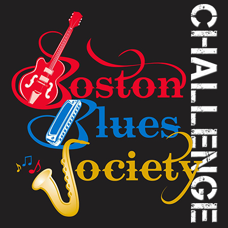 Boston Blues Society Challenge Logo