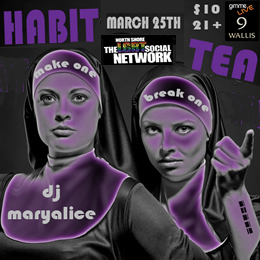 HABIT Tea ft. DJ MARYALICE