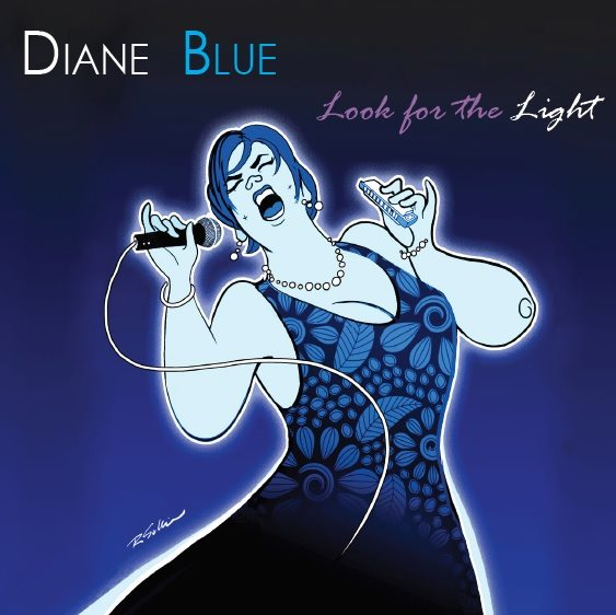 DIANE BLUE and her All-Star Band