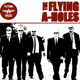 THURSDAY TASTINGS - Flying A-Holes CD Release
