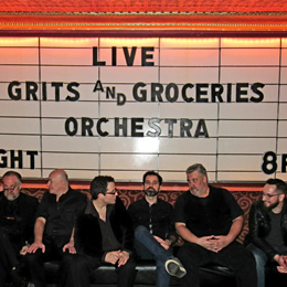 Grits and Groceries Orchestra CD Release Party