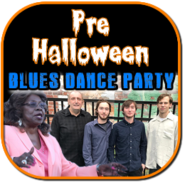 9 Wallis Pre-Halloween Blues Dance Party
