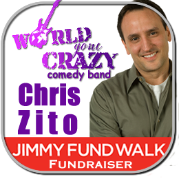 Chris Zito w/ World Gone Crazy Band | Jimmy Fund Walk Fundraiser