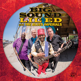 Lil' Ed and The Blues Imperials