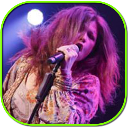 Mary Bridget Davies star of A NIGHT WITH JANIS JOPLIN on Broadway