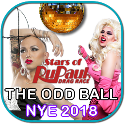 The Odd Ball NYE Drag Show Party (WITH DINNER)