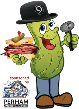 PASTROMEDY | Beantown Pastrami + FREE COMEDY | Noon-2pm