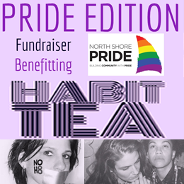 New Fame ft. DJ Andrea - Habit Tea Fundraiser for North Shore Pride