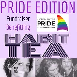 NEW FAME, DJ Andrea - Habit Tea Fundraiser
