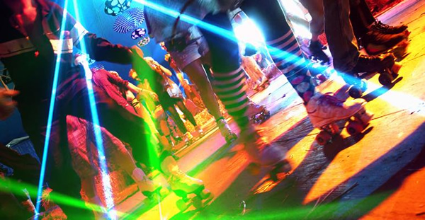 Laraland Roller Disco | Magnolia Rollers