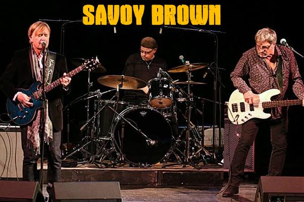 Savoy Band Tour
