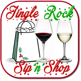 Jingle Rock Sip n Shop