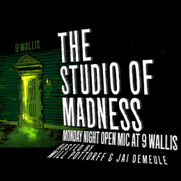 The Studio of Madness Comedy Open Mic