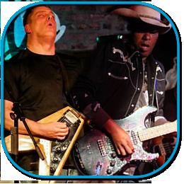 Willie J. Laws Band w/ Joe Moss