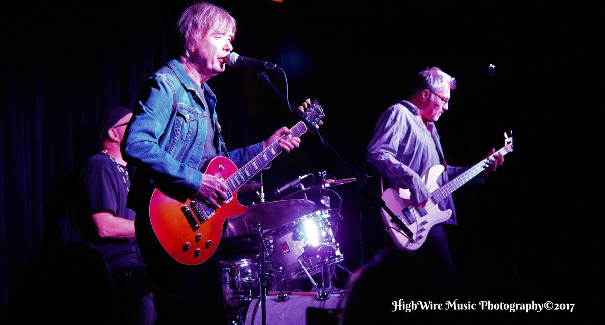 British Blues/Rock pioneer Kim Simmonds & Savoy Brown CD Release Concert