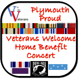 Plymouth Proud Veterans Welcome Home Benefit Concert